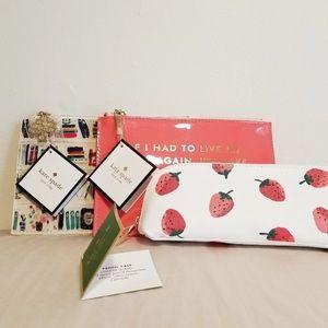 Kate Spade Pencil Bags